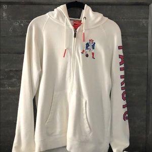 Patriots Hooded Sweatshirt - Nike